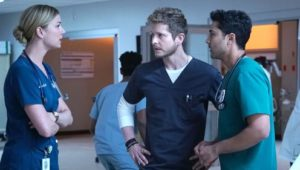 The Resident: 2×1